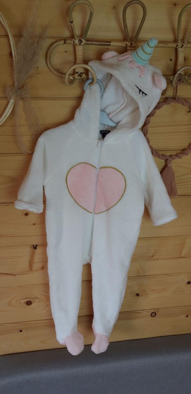 Pyjama licorne 12 mois
