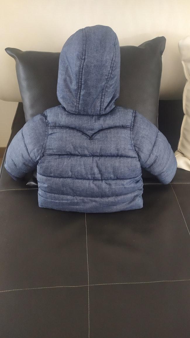 Manteau doudoune Levi's taille 6 mois