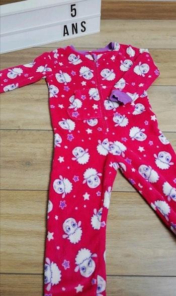 Sur pyjama