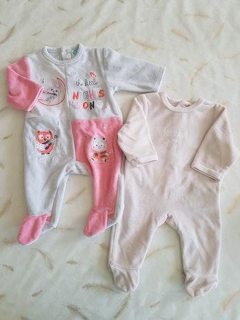 Lot Pyjama 1M