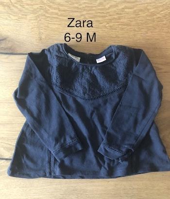 Blouse Zara  6-9 mois