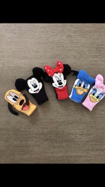 Marionnettes de bain Disney