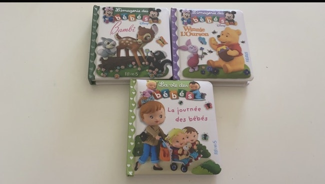 Livres enfants