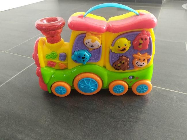 Train Musical facilement transportable Marque playgo toys