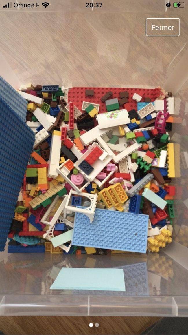 Lot de legos