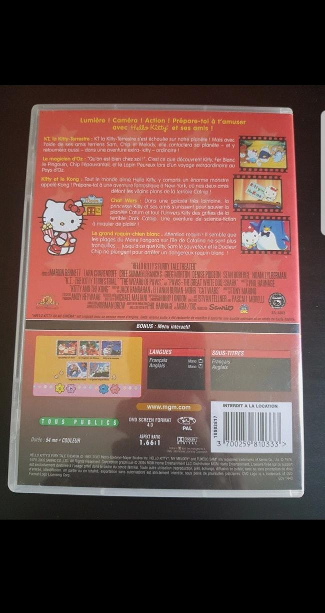 DVD Hello Kitty