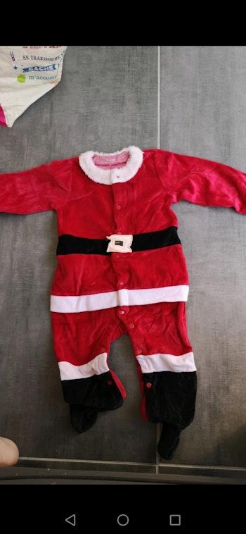 Pijama Noël 24 mois