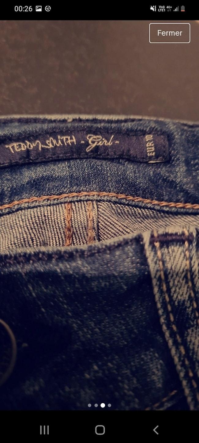 Jeans fille