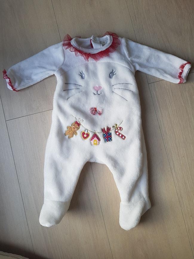 Pyjama bebe fille 1mois