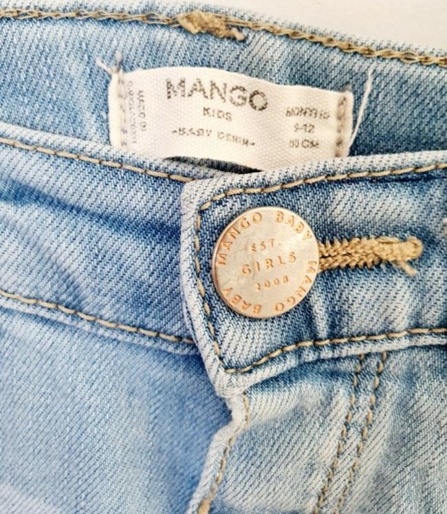 Jeans 12 mois Mango