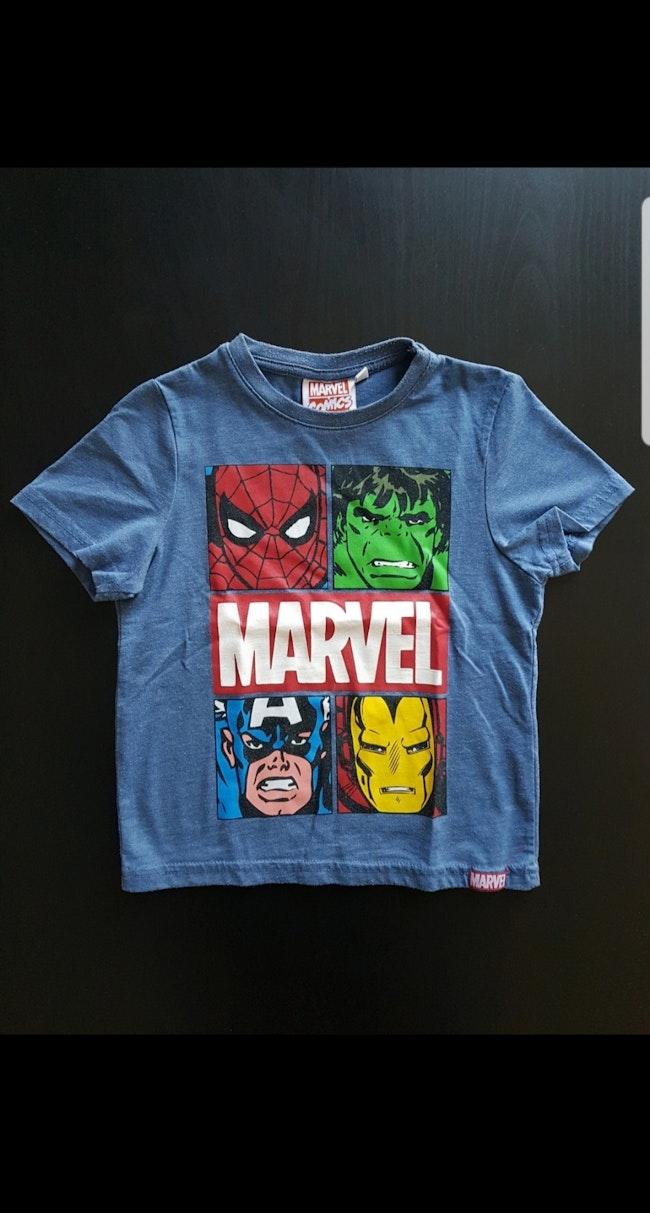 Tee-shirt Marvel MC enfant garçon 5 ans