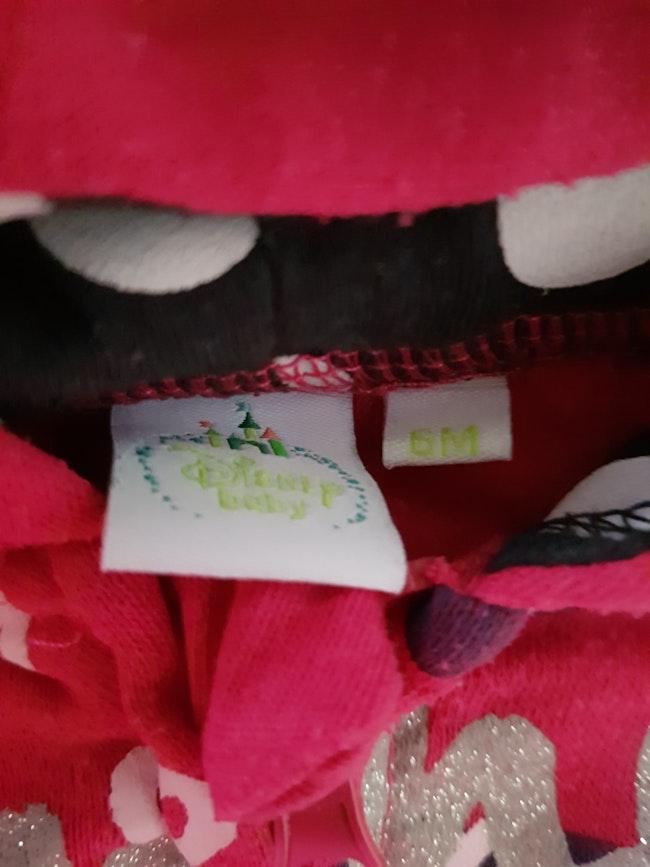 Survêt Minnie 6 mois fille