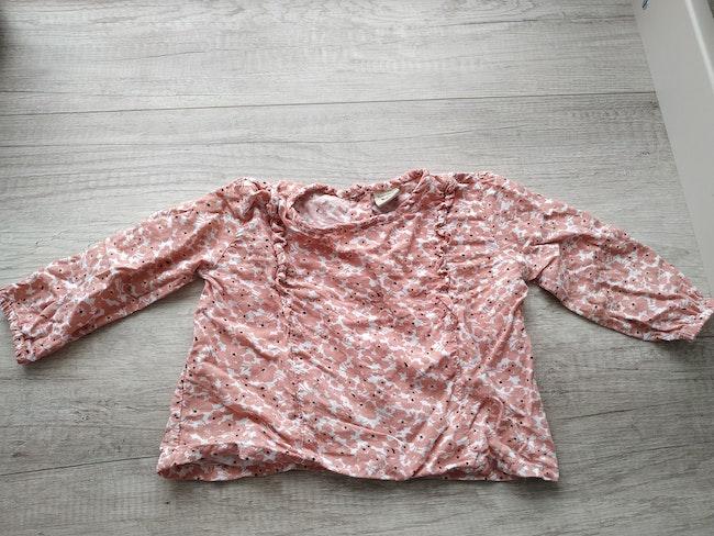 Tee shirt manches longues 18 mois