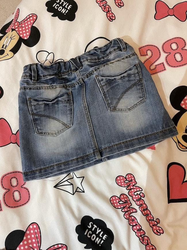 Jupe en jeans TAO 5 ans