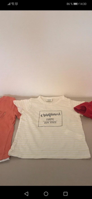 Tee shirt mc