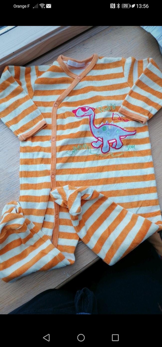 Pyjama 18 mois