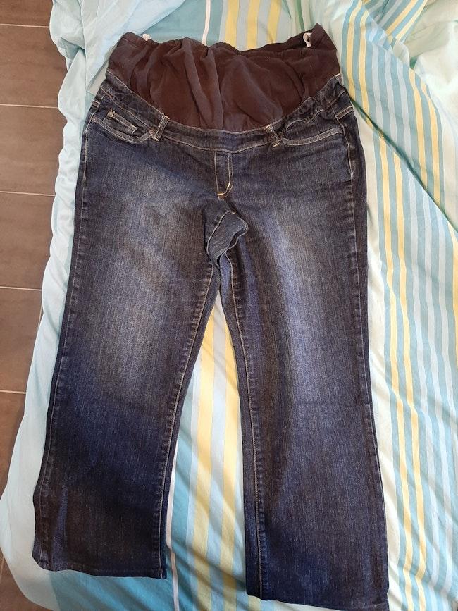 Jeans de grossesse