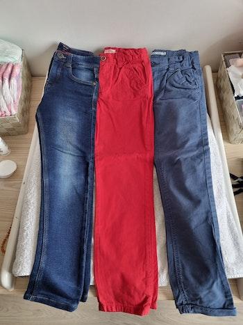Lot de 3 jeans 8 ans