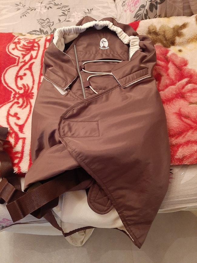 Porte bébé natineo avec habillage