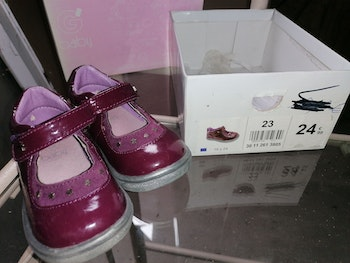 Chaussures fille 23 gemo