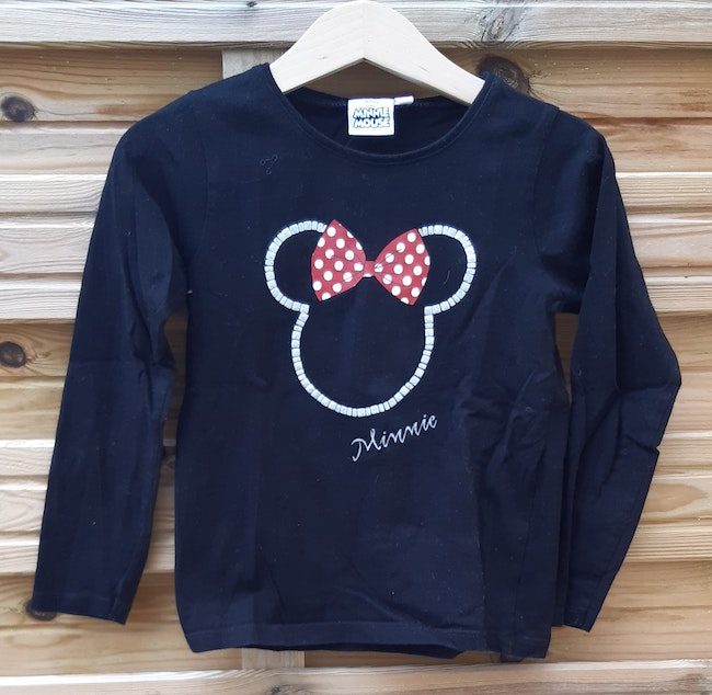 TEE SHIRT DISNEY MINNIE FILLE 5 ANS