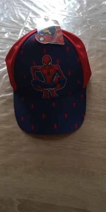 Casquette spiderman taille unique