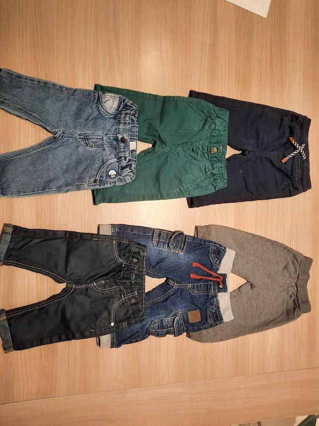 Lots 16 pantalons