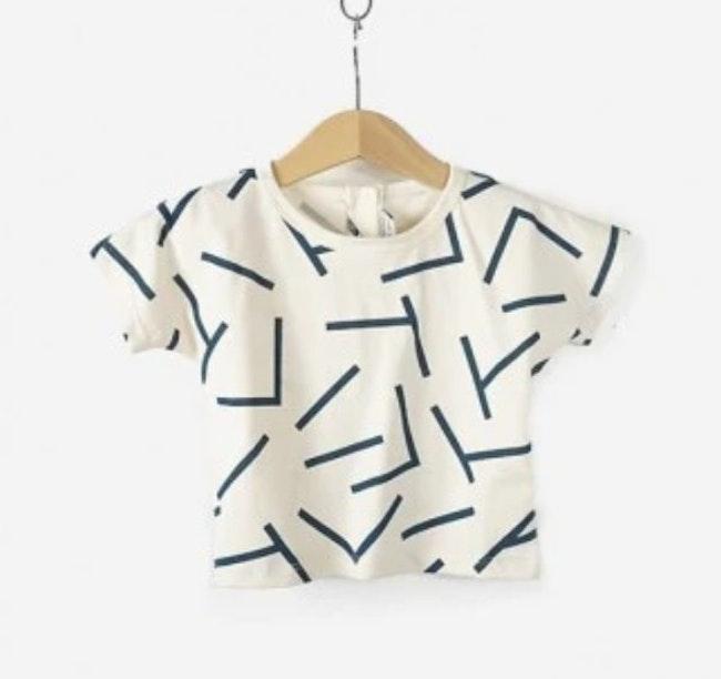 T-shirt bébé tiro 6 mois