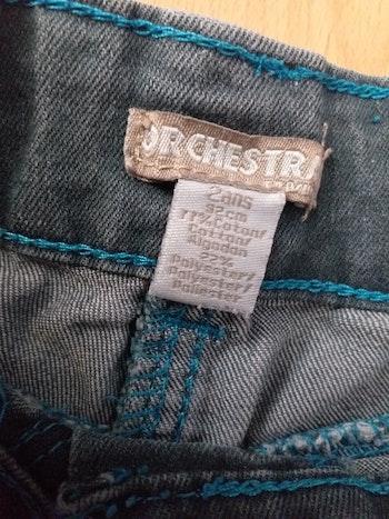 Short jeans 2 ans