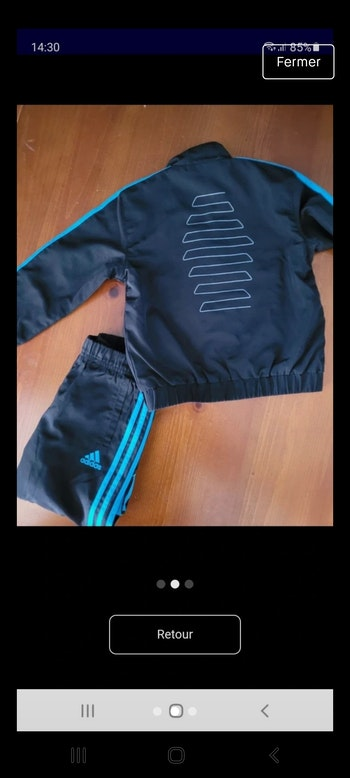 Joli Jogging adidas 24 mois