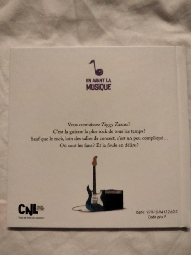 Ziggy Zazou, guitare star