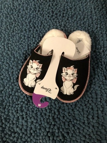 Chaussons Marie aristochats