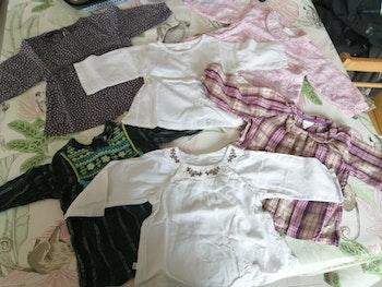 Lot blouse et chemises