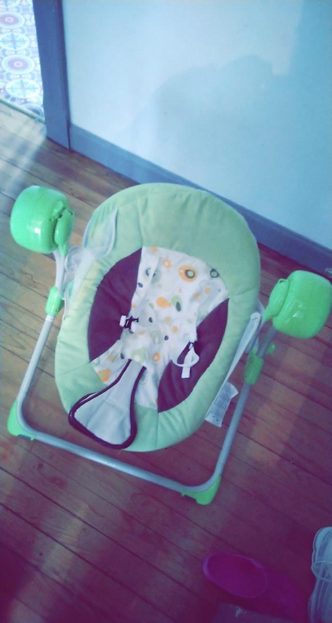 Balancelle bébé