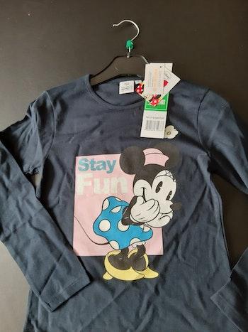 Tee shirt manche longue Minnie mouse
