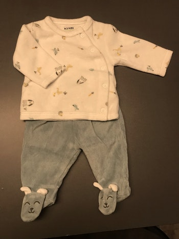 Pyjama / tenue unisexe Kiabi