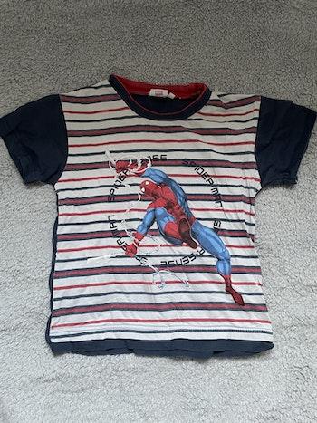 Teeshirt Spiderman 5 ans
