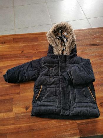 Manteau bébé garçon