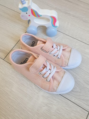 Baskets fille taille 26