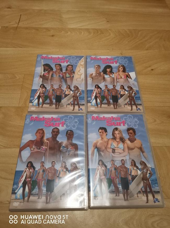 DVD série makaha surf