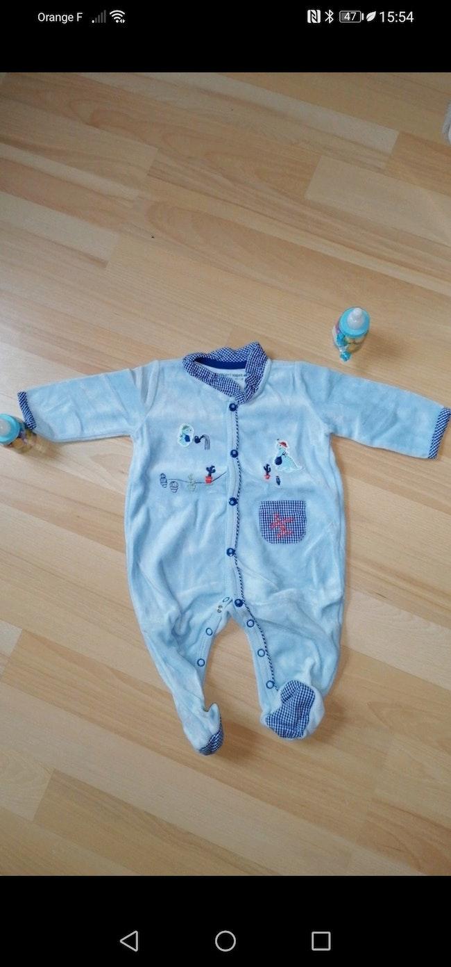 Pyjama 1 pièce 3 mois