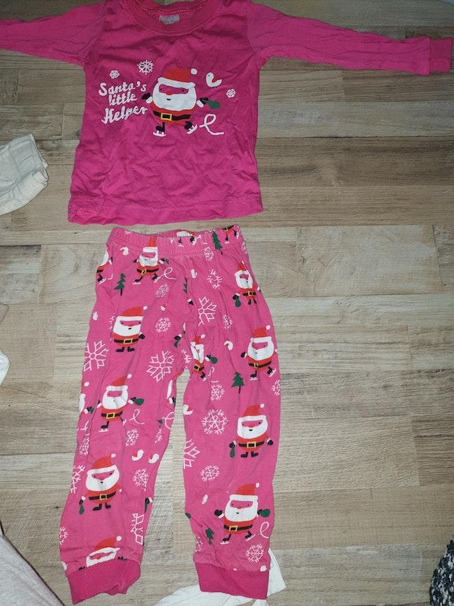 Pyjama noel