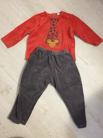 Pyjama Mickey 2 ans