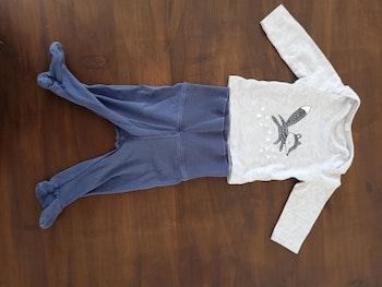 Pyjama 2 pièces été