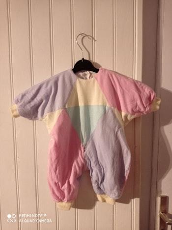 Pyjama sans pied taille 3 mois