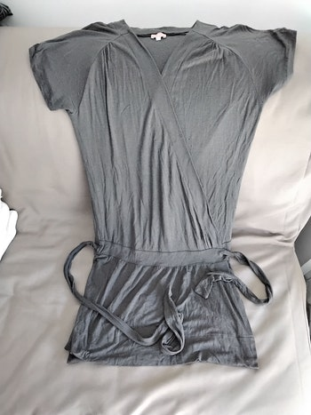 Robe portefeuille de grossesse taille M