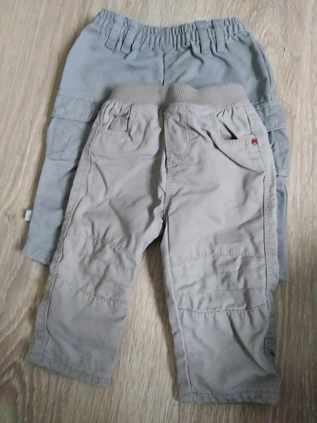Lot pantalon 3 mois