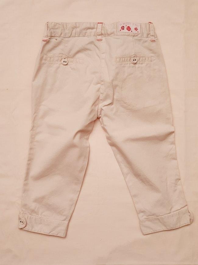 Pantalon rose pale