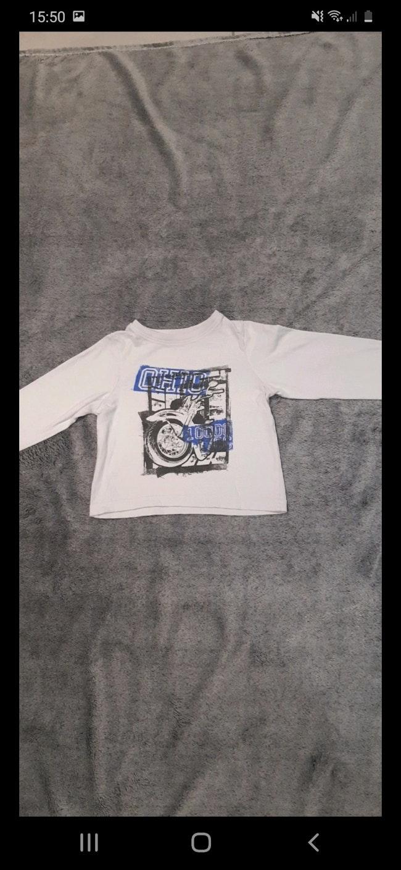 "Tee-shirt ""moto"", 3 ans"