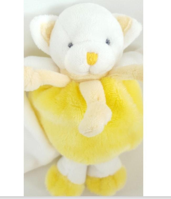 Doudou jaune